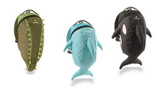 Rucksack für Jungen, Rucksack für Mädchen, Tier, Tieren, Kindergarten, Schule