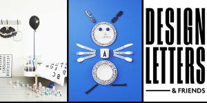 Melamine, Geschirr, Kindergeschirr, Löffel, Gabel, Teller, Becher, Messer, Buchstaben, Dänisch, Dänemarken, Design Letters, Kinderzimmer