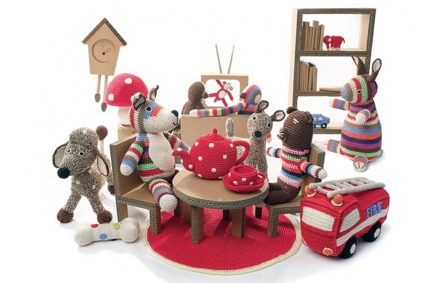 Häkel, Häkeltiere, Häkel Baby, Stricktiere, Strick Baby, Anne Claire Petit, Häkeln, Stricken, Tiere, Baby, Kind
