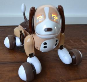 Hund, Robot, Jungen, Zoomer, Beagle, Bentley, Geschenk, Weihnachten,Mädchen,