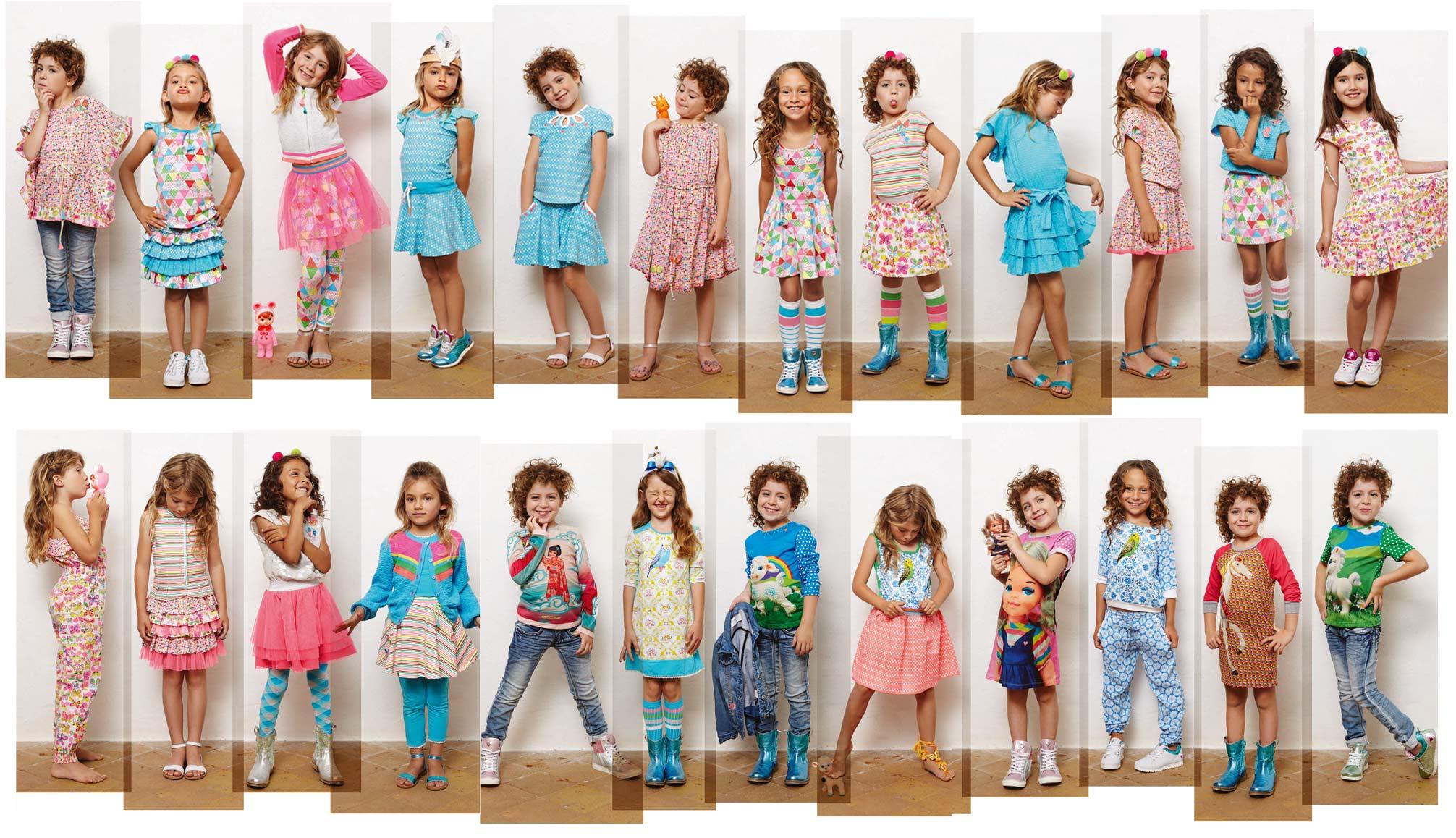 Marke Kinderkleidung,Kinderkleidung, Marke, Holland, Mädchen, Kleidchen, Niederlande