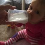 Babyflasche, Trinkflasche, abstillen, Mimijuni
