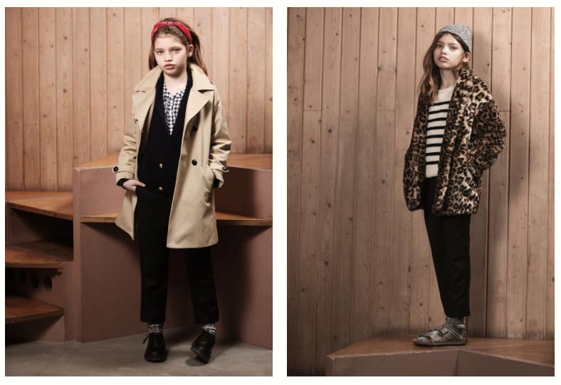 lescoyotesdeparis, les coyotes de paris, Kinderkleidung, Mädchenkleidung, Mädchenjacke, Paris, Marke, Mädchen, Design,