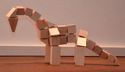 docklets, bauklötze, Dino, Brücke, Modelle, Klett-Verbindung, Klett, Mädchen, Jungen, Geschenk, Geburtstag geschenk, weihnachten, bauen, fantasie, Tiere