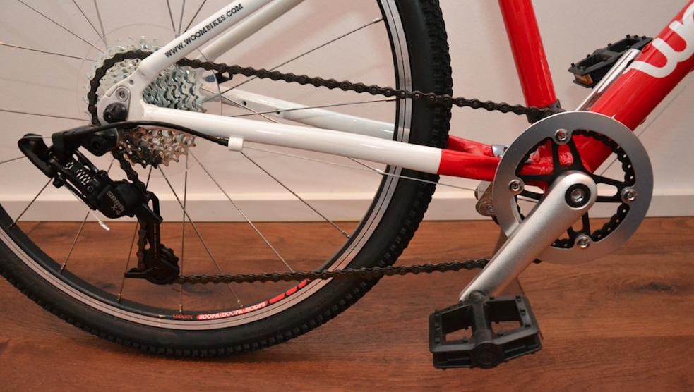 Gelände, woom, Fahrrad, unter 10 Kilo