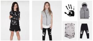 Babykleidung, Niederlande, Nachhaltig, Verantworte, niederländische Marke,Kinderkleidung, Mädchenkleidung, Mädchenjacke, Marke, Mädchen, Design, Jungen, Jungenkleidung, Kleidung, Schwarz, weiß, weiss, Grau, Hollywood, nununu