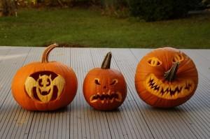 Halloween, Kürbis, basteln, Kinder, mit Kindern, Jungen, Mädchen , Kostüme