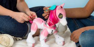 Produkttest,Zoomer Pony, Geschenk, Spielzeug, für Mädchen, Pferd,