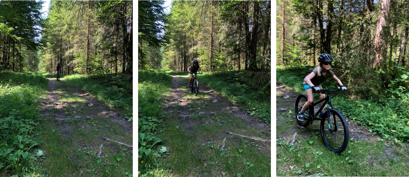 test Gelände mtb Kindermountainbike orbea Mädchen Jungen bike kinder mountain