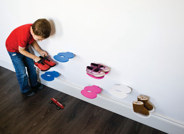 Schuhregal Kinder