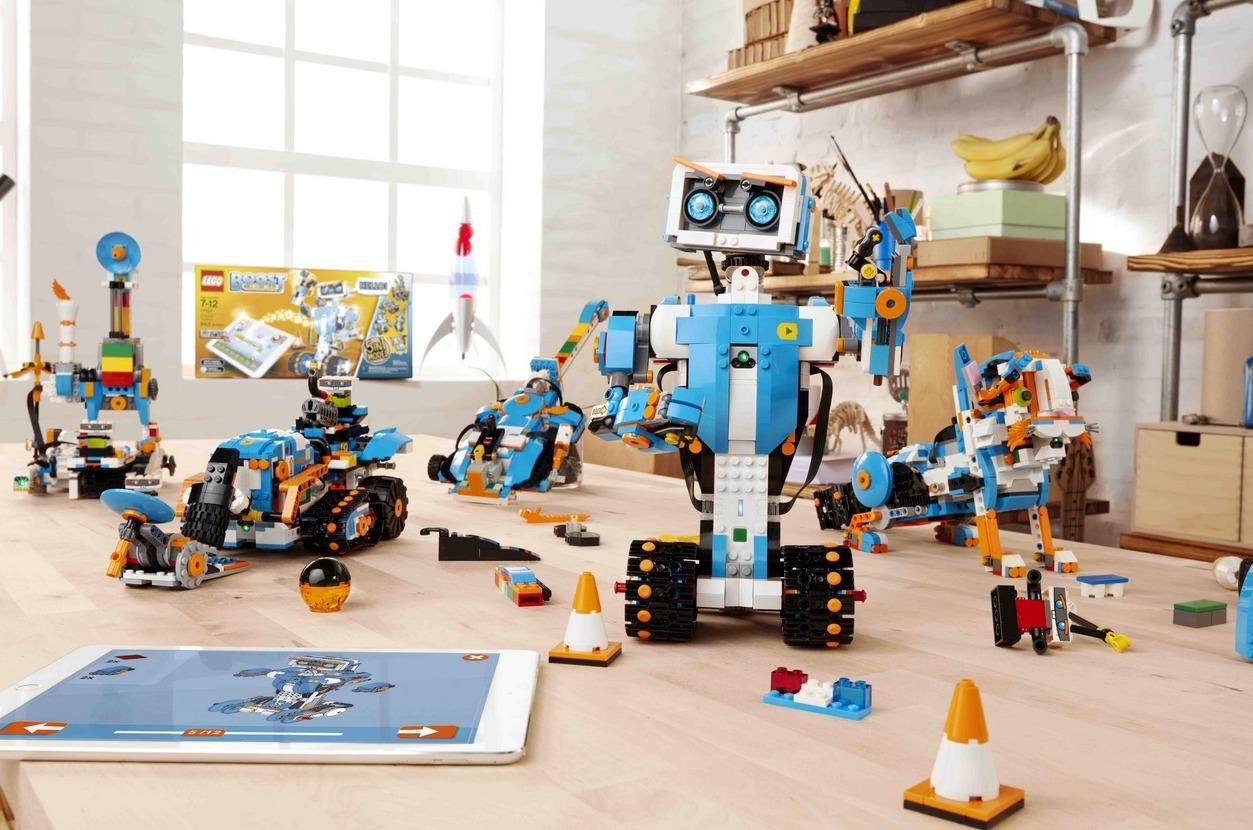 LEGO,BOOST,Boost,Geschenk,Jungen,Mädchen,Lego